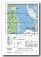 Hydrogeological map